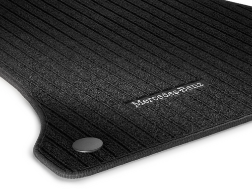 Rep floor mats, driver's / co-driver's mat, 2 piece