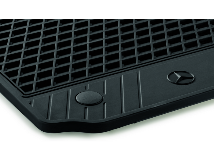All Season Floor Mats - C Class