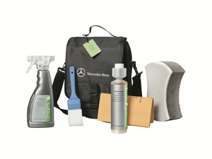 Exterior car care kit