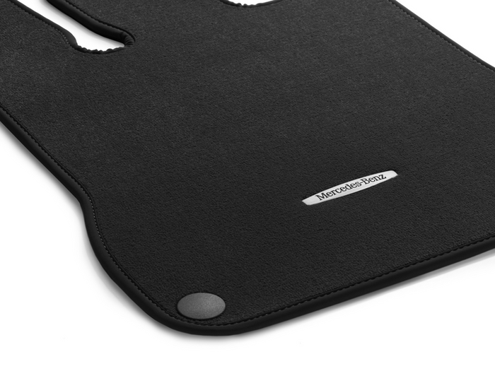 Velour Floor Mats - SL, set, 2-piece