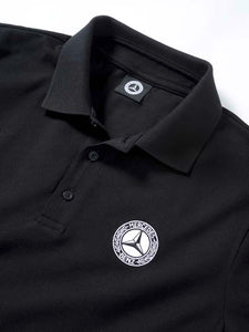 Men's Polo, Black