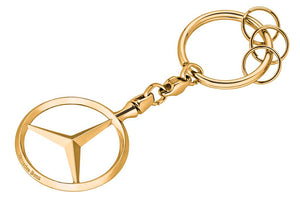 Brussels Keychain Gold