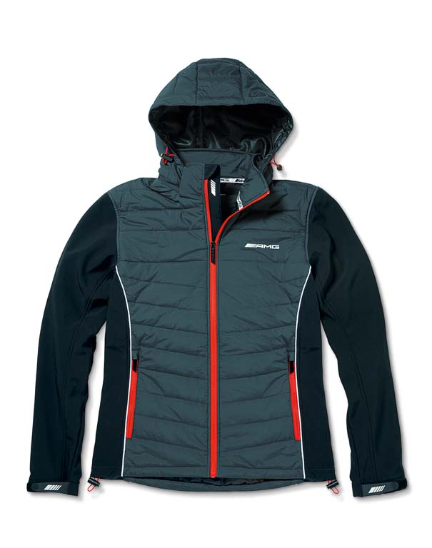 AMG Men's Performance Jacket