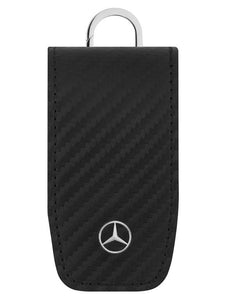 Key Case Carbon-Fibre Look