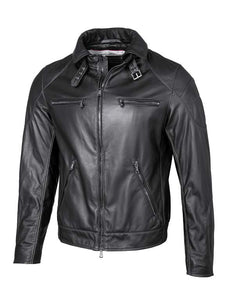 AMG Men's Leather Jacket