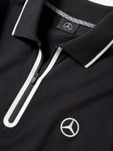 Men's Polo Shirt Black
