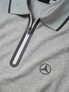 Men's Polo Shirt Grey