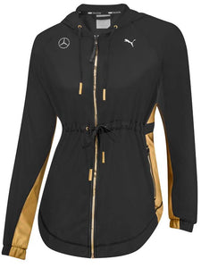 Ladies' wind jacket