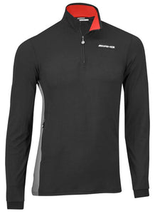 AMG men's functional shirt, long-sleeved