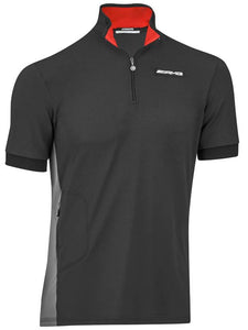 AMG men's functional shirt, Short
