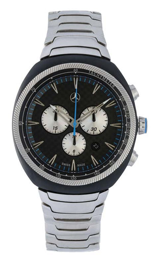 Men's chronograph watch, Motorsports