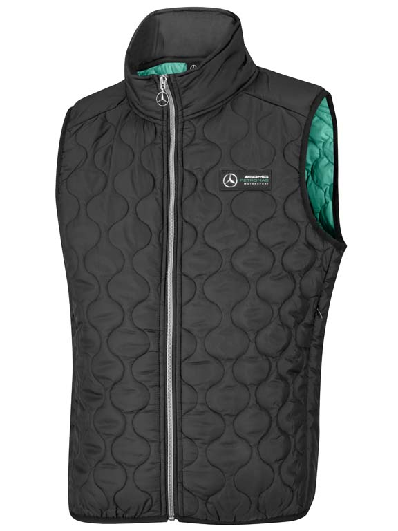 Men's lightweight gilet