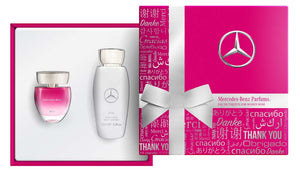 Mercedes-Benz Rose For Women, Set of 2