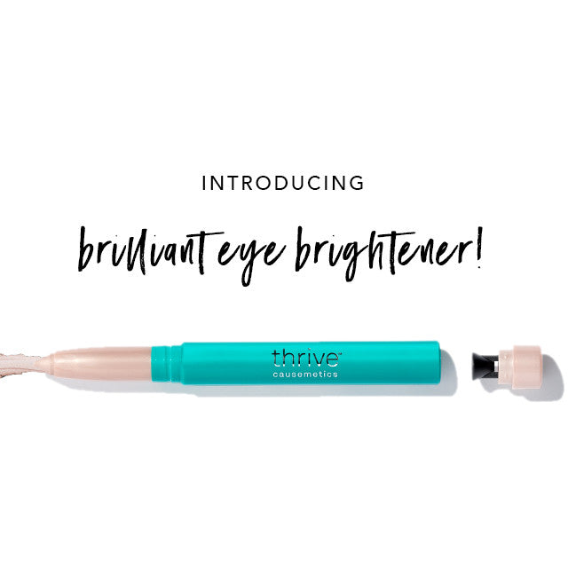 Don't Be Afraid to Sparkle a Little Brighter: Introducing Brilliant Eye Brightener in Stella