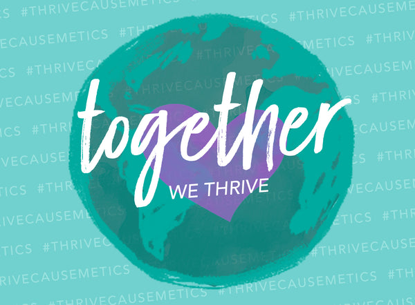 together we thrive to support covid-19 aid