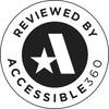 reviewed by accesibile360