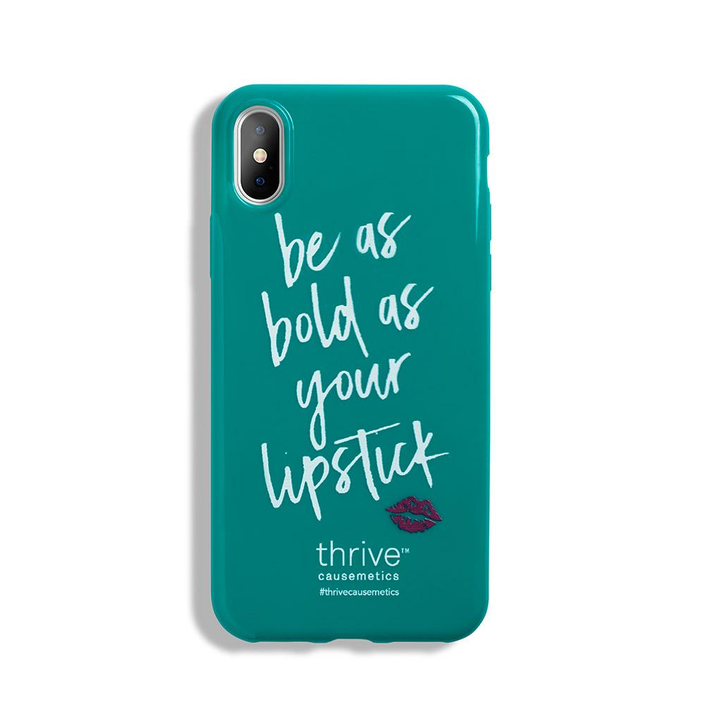Be Bold iPhone Case product image