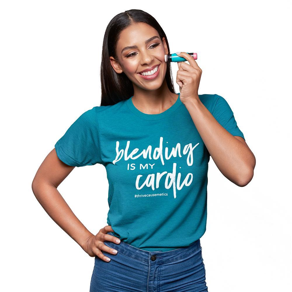 Blending is my Cardio T-Shirt product image