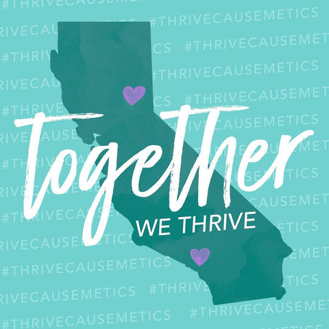 Thrive for California Social Post