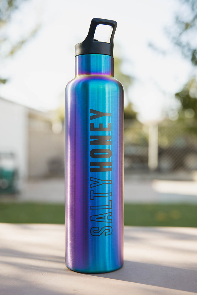 SLIM WATER BOTTLE in Prism
