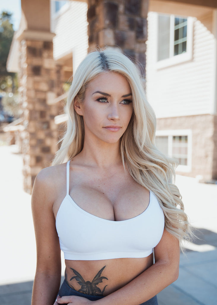 SALT n' LIGHT racerback bra