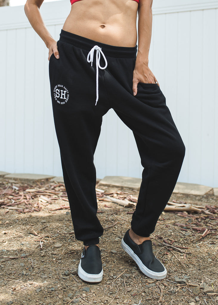 SWEAT JOGGER IN BLACK
