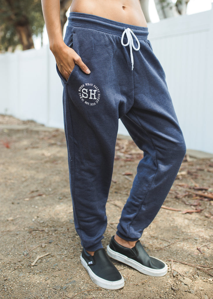 JOGGER IN NAVY
