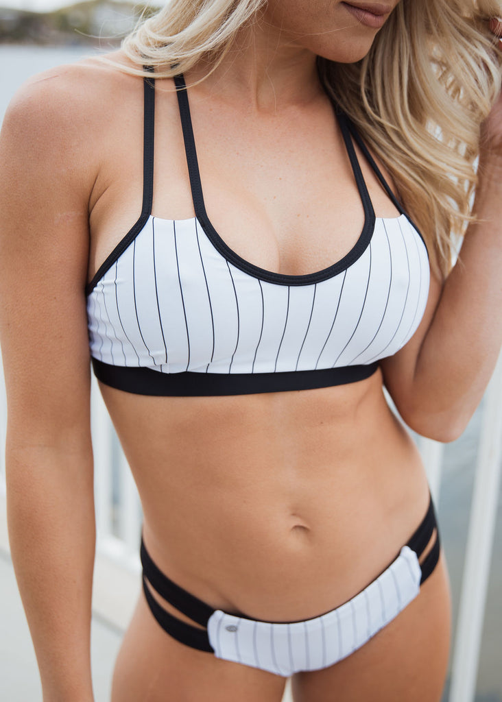 DEFINED strappy top