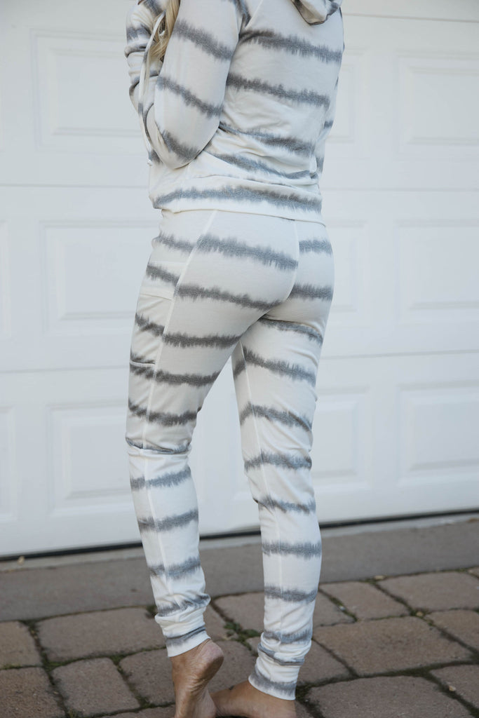 Lounge Jogger in STATIC
