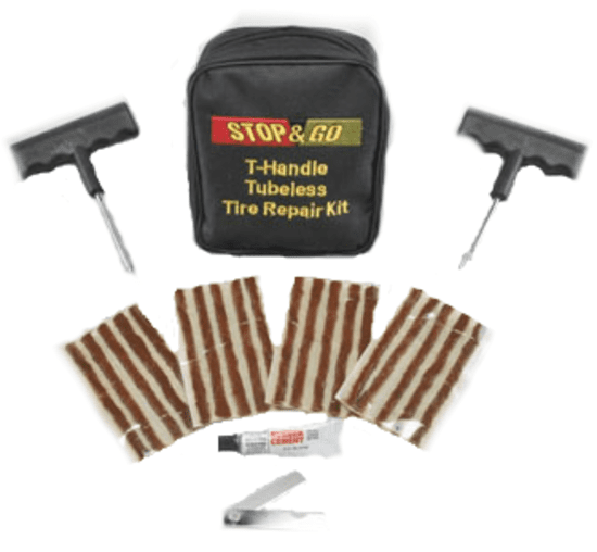 Tubeless T-Handle Tyre Repair Kit