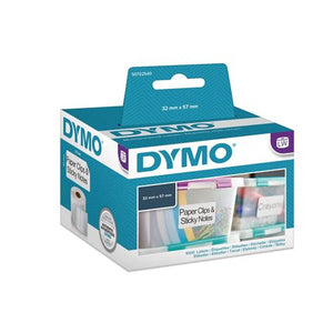 DYMO LabelWriter White 57x32mm 1000 Multi Purpose Labels 11354 / S0722540