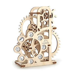 UGears 70005 Dynamometer Wooden Building model Laser Cut