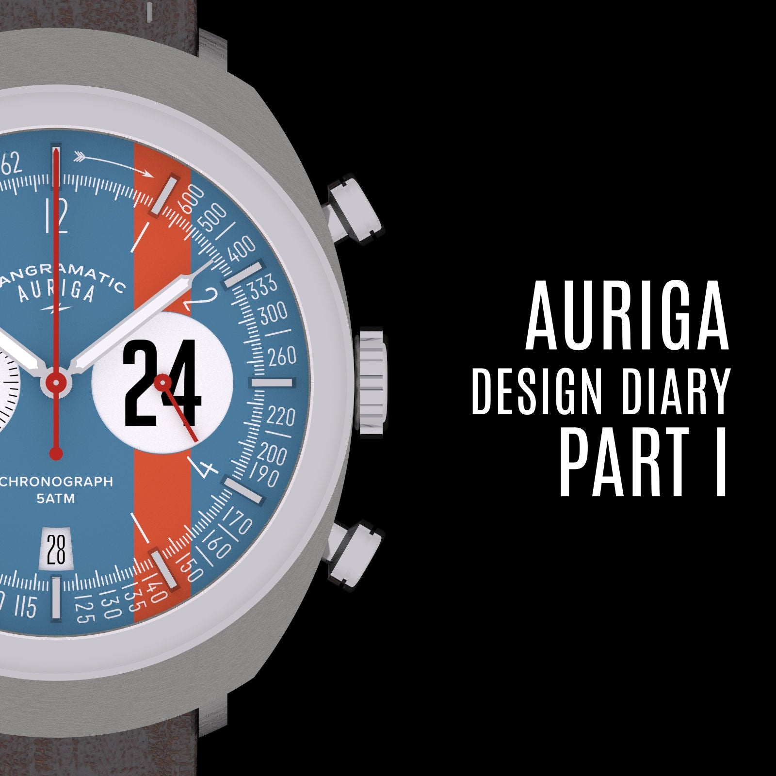 Auriga: Design Diary Part I