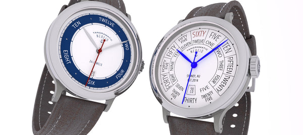 Two dial variations