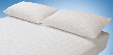 mattress pads quilted pillow protectors