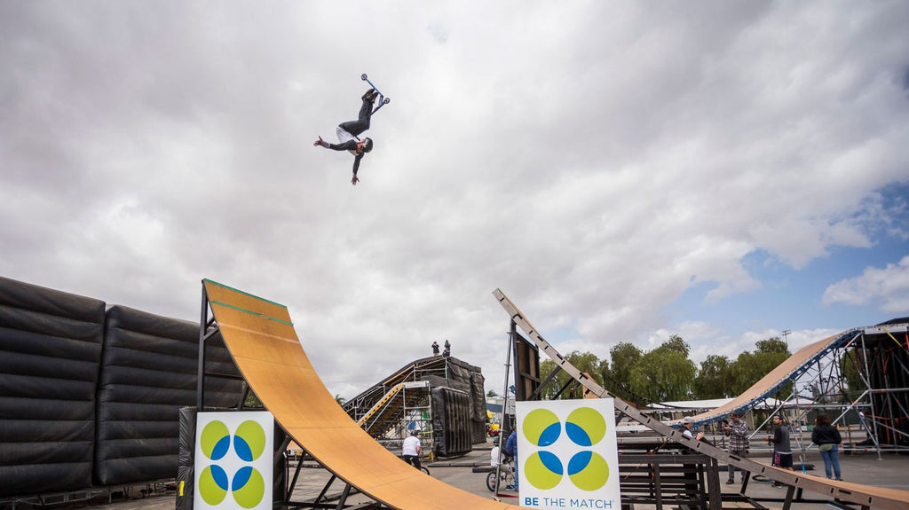 Roomet Saalik Qualifies for Nitro World Games!