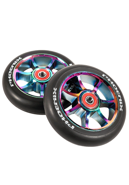 Phoenix F7 Alloy Core Wheel 110mm - Phoenix Pro Scooters