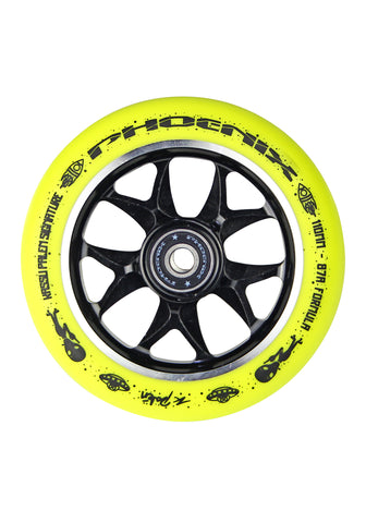 Phoenix Kassu Palen Signature F8 Wheels 110mm