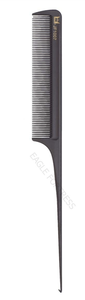 Fortress Silicone Tail comb