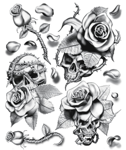 HookUp Tattoo Filler Rose 2