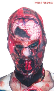 Faux Real Zombie Mask