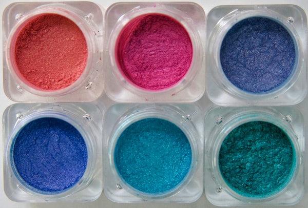 Tropical Indulgence Pigments