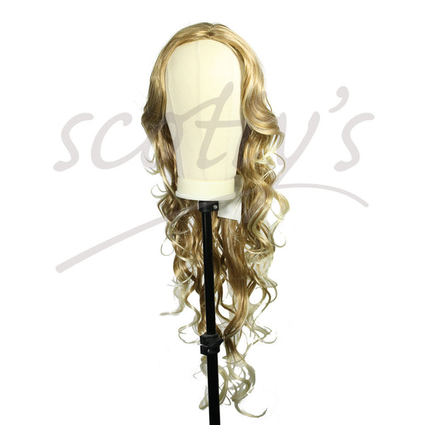 Wig - Long Mid Blonde