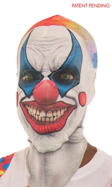 Faux Real Clown Mask