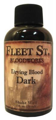 Fleet Street Bloodworks Dark Drying Blood