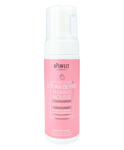 Strawberry Tanning Mousse