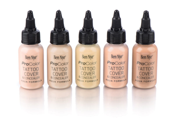 ProColour Tattoo Cover & Concealer Series