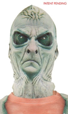 Faux Real Alien Mask