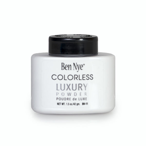 Colorless Luxury Powder