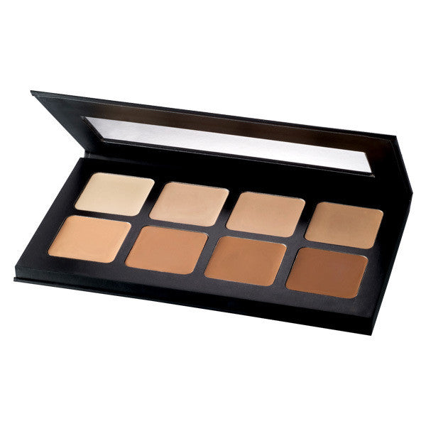 MediaPro Select Bella HD Foundation Palette 8p
